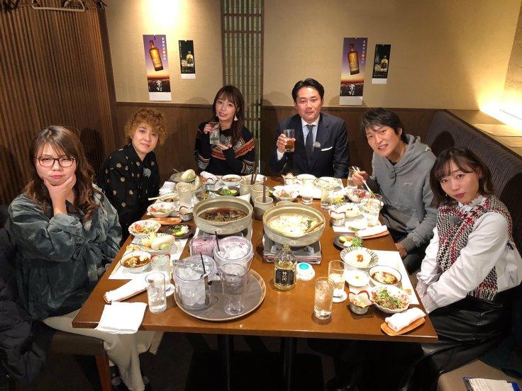 千原ジュニアのヘベレケ(2020年1月2日放送)新年会SP アシスタントはSKE48須田亜香里