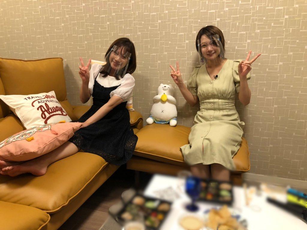 SKE48 斉藤真木子・古畑奈和
