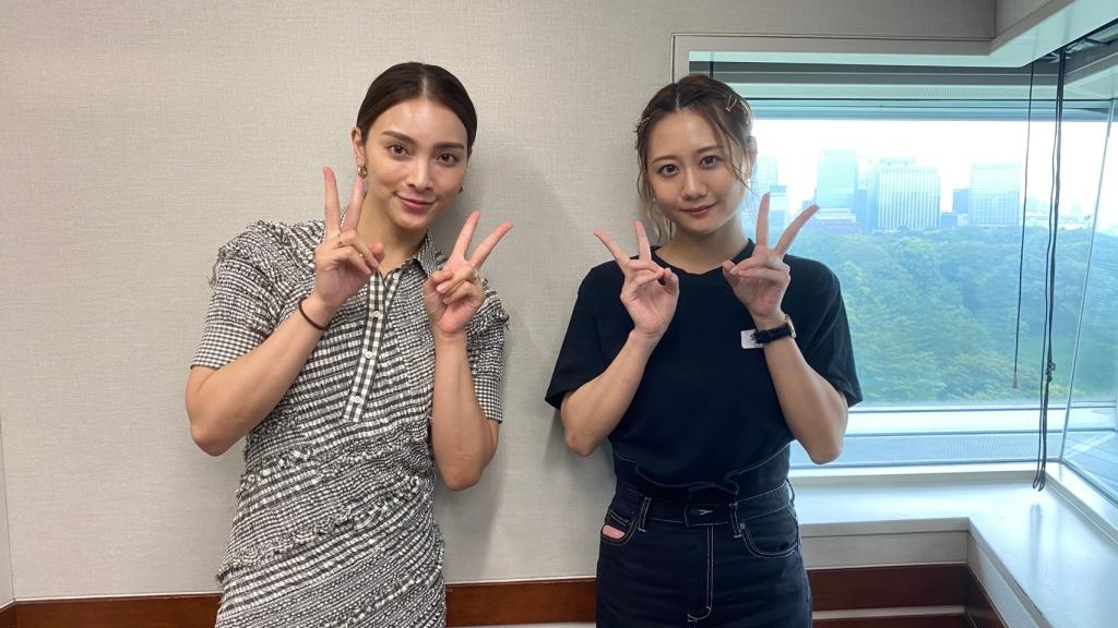 SKE48・古畑奈和による1ヶ月限定プログラムが放送!『太田胃散 presentsSKE48古畑奈和 10月のお楽しみ』初回ゲストは、48グループの先輩・秋元才加が登場!