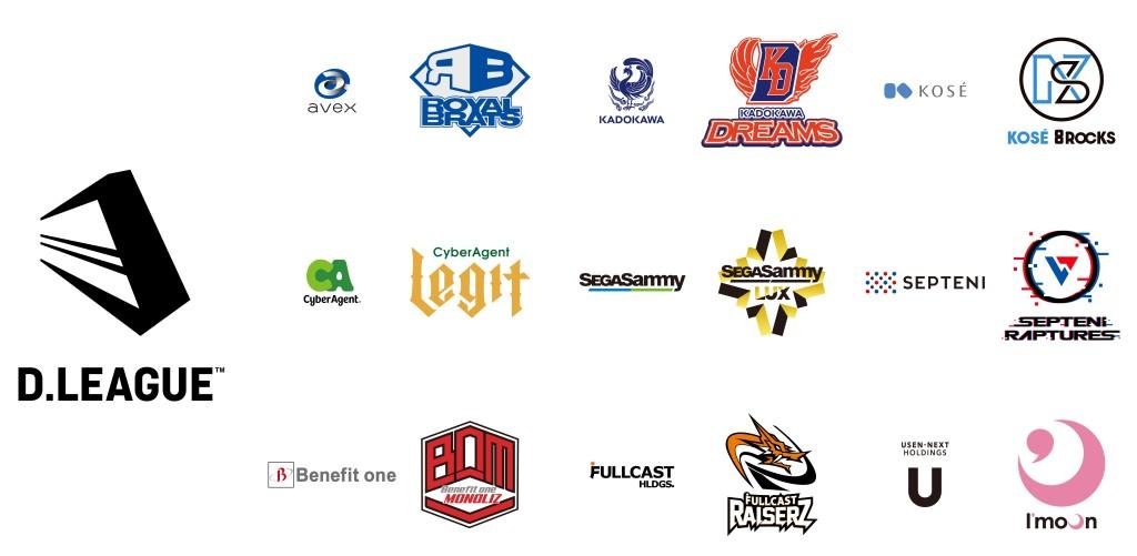 「D.LEAGUE」の掲げる、Vision・Mission・Valueに共感した、エイベックス株式会社、株式会社コーセー、株式会社サイバーエージェント、セガサミーホールディングス株式会社、株式会社セプテーニ・ホールディングス、株式会社フルキャストホールディングス、株式会社ベネフィット・ワン、株式会社 USEN-NEXT HOLDINGS(50音順)の8社が発足時よりチームオーナーとして参画し、2021年1月10日(日)から始まるレギュラーシーズンに向けて準備を進めています。