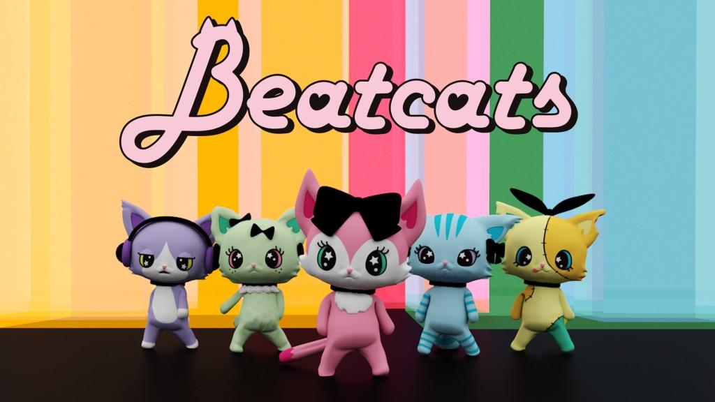 10月8日(木)18時よりBeatcats公式YouTubeチャンネルにて、第1弾となるミュージックビデオ『Beatcats』を公開いたします。