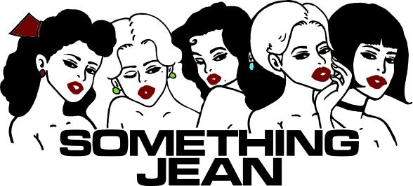 ジーンズブランドSOMETHING(サムシング)5つのジーンズを擬人化し イラストレーターNO PANTIES(ノーパンティーズ)氏のオリジナルイラストを用いた「TOKYO SOME GIRLS」 始動!