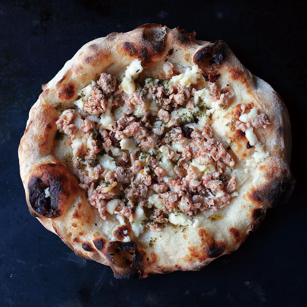 Pizza ハーブチキン