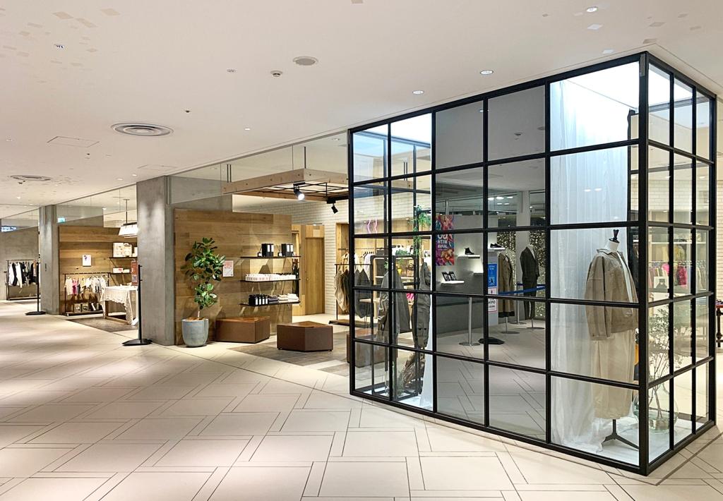 【日本初】D2CブランドやSNSで人気のブランドばかりを集積!お試しに特化した空間『E SALON』 本日グランドオープン‼
