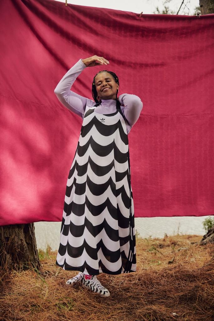adidas x Marimekko Tank Dress (タンクドレス)