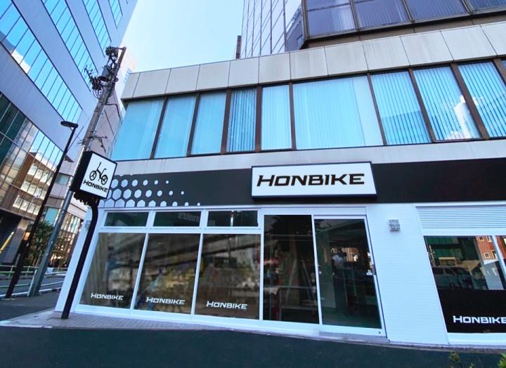 HONBIKE 六本木フラッグシップストア