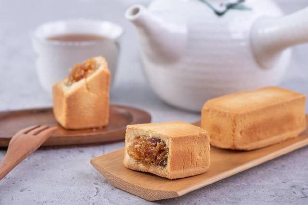 くるみパイナップルケーキ イメージ