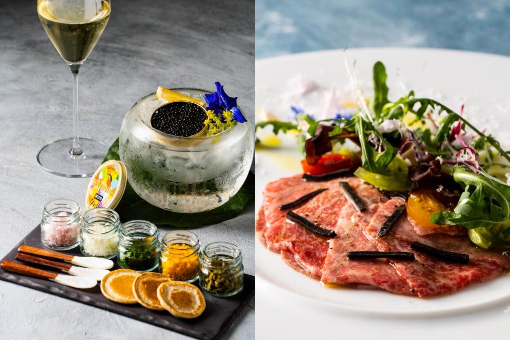 ステーキ&シーフード「シスクグリル」とイタリアンレストラン「セマーレ」でシグネチャーフードサービス